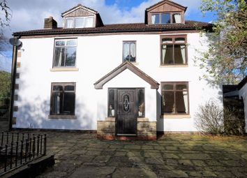 Thumbnail 5 bed detached house for sale in Leigh Lane, Bury
