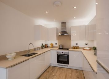 "Thumbnail 2 bedroom flat for sale in ""Roman House"" at Deardon Way, Shinfield, Reading"