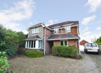 Thumbnail 4 bed detached house to rent in Newport Road, Apse Heath, Sandown