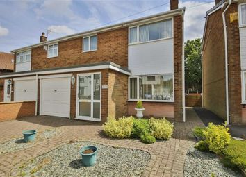 Thumbnail 3 bed semi-detached house for sale in Park Road, Chorley, Lancashire