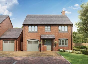 Thumbnail 4 bed detached house for sale in Laburnum Gardens, High Street, Stoke Golding, Nuneaton