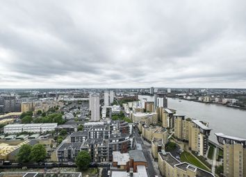 Thumbnail 1 bed flat for sale in The Landmark, Canary Wharf