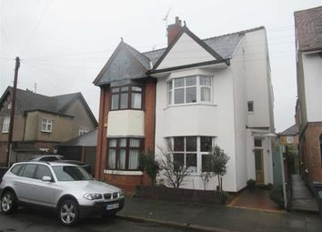 Thumbnail 5 bed end terrace house to rent in Sunnycroft Road, Western Park, Leicester