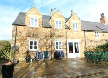Thumbnail 3 bed cottage to rent in Main Street, Edmondthorpe, Melton Mowbray