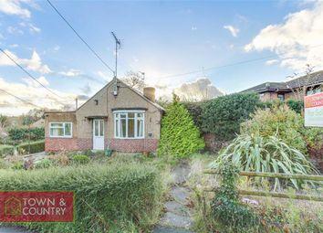 Thumbnail 2 bed detached bungalow for sale in Mill Lane, Connahs Quay, Deeside, Flintshire