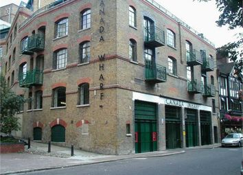 Thumbnail Studio to rent in Canada Wharf, 255 Rotherhithe Street, London