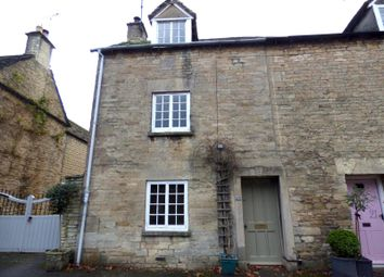 Thumbnail 3 bed cottage to rent in New Church Street, Tetbury