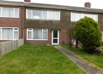 Thumbnail 3 bed terraced house to rent in Hercules Road, Poole, Dorset