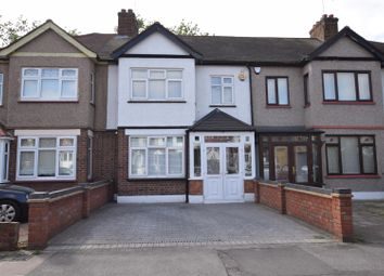 Thumbnail 3 bed terraced house for sale in Chadville Gardens, Chadwell Heath, Romford