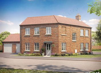 "Thumbnail 4 bed semi-detached house for sale in ""The Coxwold"" at Bishopdale Way, Fulford, York"