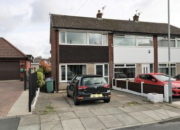 Thumbnail 3 bed town house for sale in Lever Street, Heywood