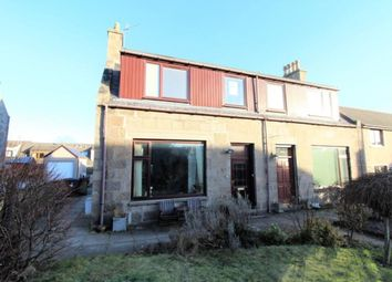 Thumbnail 4 bedroom semi-detached house for sale in North Street, Inverurie