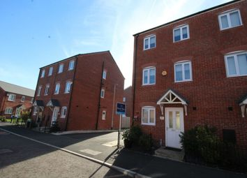 Thumbnail 4 bed semi-detached house for sale in Kenneth Close, Prescot