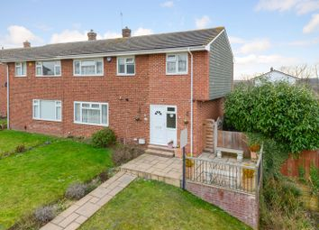 Thumbnail 4 bed semi-detached house for sale in Grebe Court, Birds Esate, Larkfield