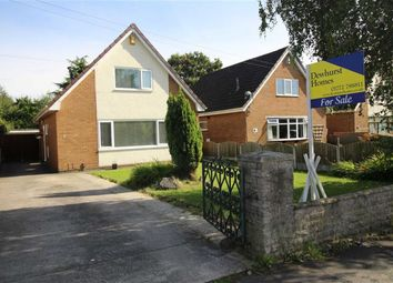 Thumbnail 3 bed detached house for sale in Dovedale Avenue, Ingol, Preston