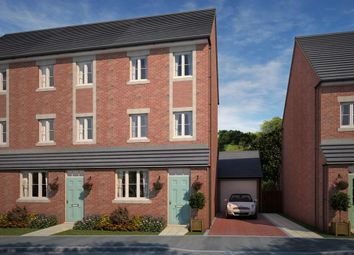"""Thumbnail 4 bed terraced house for sale in """"Beamish"""" at Whitworth Park Drive, Houghton Le Spring"""