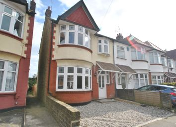 Thumbnail 3 bed end terrace house to rent in Tickfield Avenue, Southend-On-Sea