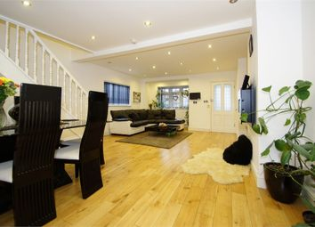 Thumbnail 3 bed end terrace house for sale in Leechcroft Avenue, Sidcup, Kent