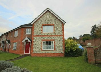 Thumbnail 3 bed end terrace house for sale in Station Approach, Andover
