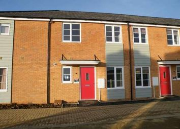 Thumbnail 1 bed terraced house to rent in Spiros Road, Cardea, Stanground, Peterborough