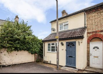 Thumbnail 2 bedroom terraced house for sale in Hospital Road, Arlesey