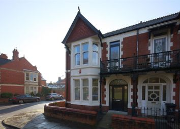 Thumbnail 1 bed flat to rent in Sandringham Road, Roath, Cardiff