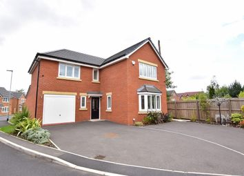 Thumbnail 4 bed detached house for sale in Fairway View, Audenshaw, Manchester