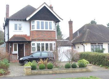 Thumbnail 3 bed detached house for sale in Avondale Avenue, Esher
