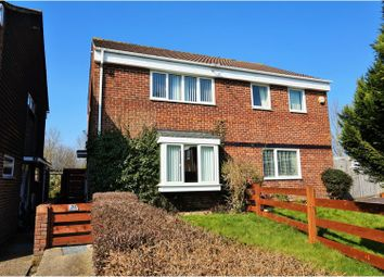 Thumbnail 3 bed semi-detached house for sale in Walton Court, Fareham