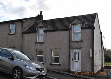 Thumbnail 3 bed end terrace house to rent in High Street, Pengam, Blackwood