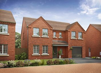 "Thumbnail 5 bedroom detached house for sale in ""The Edlingham "" at Brickburn Close, Hampton Centre, Peterborough"
