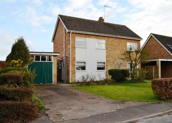 Thumbnail 4 bed detached house for sale in Listers Road, Upwell