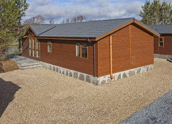 Thumbnail 2 bed lodge for sale in Stately Albion Arundel, Lochmanor Lodge Estate, Dunning