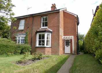 Thumbnail Semi-detached house for sale in London Road, Waterlooville