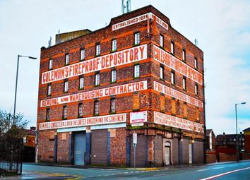 Thumbnail 1 bed flat for sale in Park Road, Liverpool