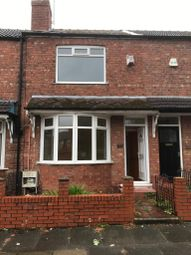Thumbnail 2 bed terraced house to rent in Lansdowne Road, Darlington