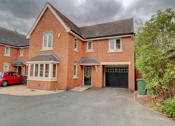 Thumbnail 4 bed detached house for sale in Pitchcombe Close, Redditch