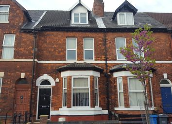 Thumbnail 4 bed terraced house to rent in Longford Place, Manchester