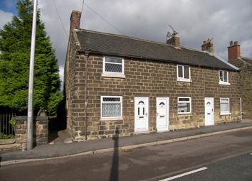 Thumbnail 1 bedroom terraced house to rent in Holbrook Road, Belper