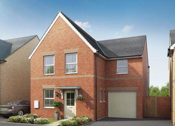 "Thumbnail 3 bed detached house for sale in ""Bradwell"" at Brogdale Road, Ospringe, Faversham"