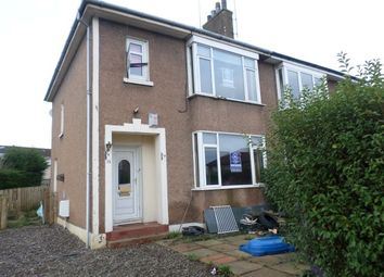 Thumbnail 3 bedroom semi-detached house for sale in Garvock Drive, Glasgow