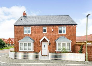 Wetherby Road, Bicester OX26. 3 bed detached house for sale