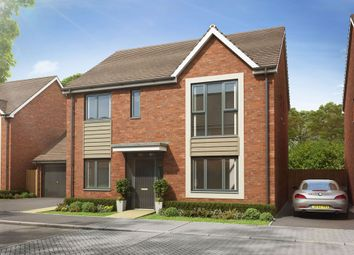 Thumbnail 4 bed detached house for sale in Plot 283 The Barlow, Bramshall Meadows, Bramshall, Uttoxeter