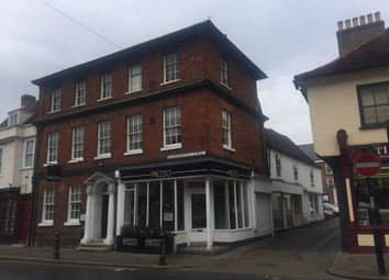 Thumbnail Retail premises to let in 54 Gainsborough Street, Market Hill, Sudbury