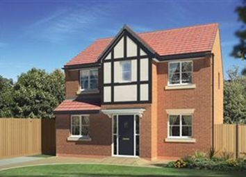 Thumbnail 4 bed detached house for sale in Oak Meadow, Warmingham Lane, Middlewich