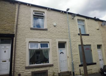Thumbnail 2 bed terraced house for sale in Healey Wood Road, Burnley
