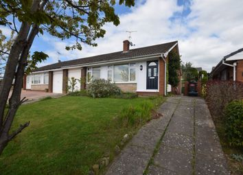 Thumbnail 3 bed bungalow to rent in Norfolk Road, Wrexham