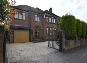 Thumbnail 4 bed detached house for sale in Frances Crescent, Bedworth