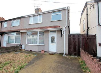 Thumbnail 3 bed semi-detached house for sale in Clwyd Avenue, Abergele