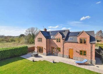 Thumbnail 5 bed detached house for sale in Pitt Lane, Coleorton, Coalville